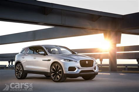 jaguar c x17 suv crossover silver pictures cars uk