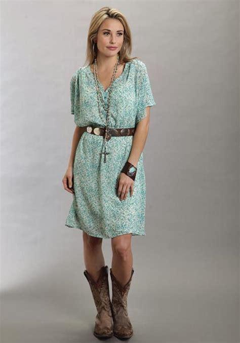animal printed chiffon dress stetson collection