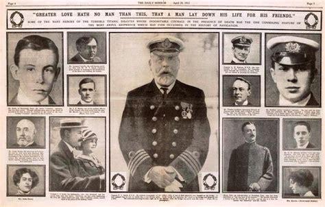imagenes reales del titanic 1912 mi peque 209 o mundo la verdadera historia del titanic