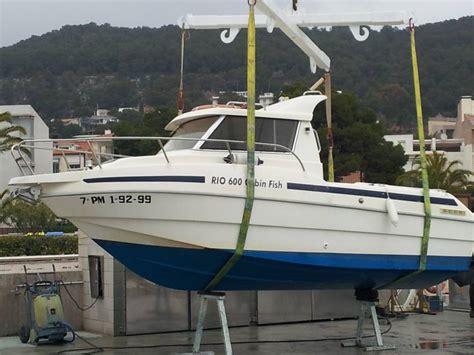 barche usate cabinate 600 cabin fish in cn l 180 estartit imbarcazioni