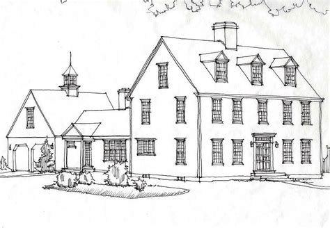 classic saltbox house plans classic colonial homesclassic colonial homes