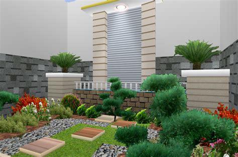 20 gambar desain taman rumah minimalis terbaru 2017 desainrumahmini