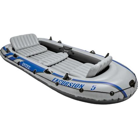inflatable fishing boat academy academy intex 174 excursion 5 12 boat