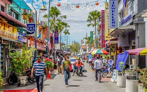 Hotels In Penang Near Little India