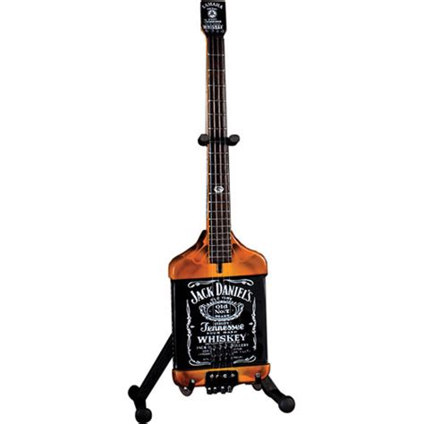 jack anthony daniels axe heaven michael anthony jack daniel s bass mini guitar