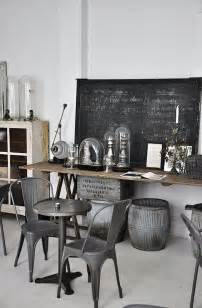 industrial decor simple everyday glamour industrial chic