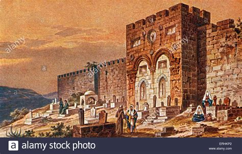 The Gate Of Your jerusalem the golden gate of the temple mount in the
