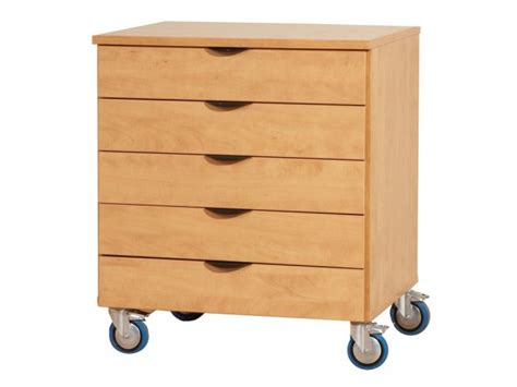 Mobile Storage Drawers Mobile Storage Unit 5 Drawers 32 Quot W Lms 352d Mobile