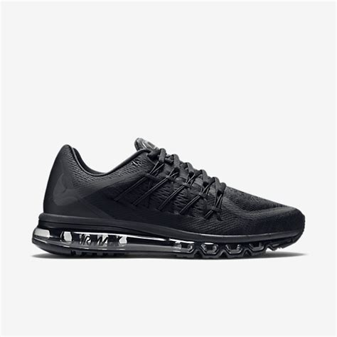 Nike Airmax 2015 Black s nike running shoes and salable nike air max 2015 black