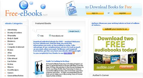 best free books top 10 best websites to free ebooks pdf in 2016