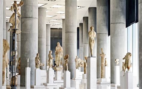Paint For Floor by The Acropolis Museum Greece Is