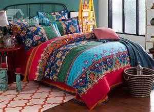 Beddinginn Duvet Sets Esthetical Jacquard Design Cotton 4 Duvet Cover Sets