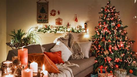 why people put christmas trees in house putting up your decorations early could make you a happier person