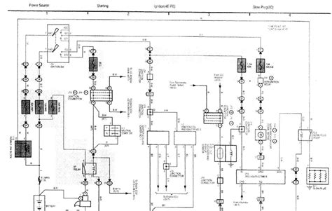 toyota camry 5sfe engine engine diagram and wiring diagram