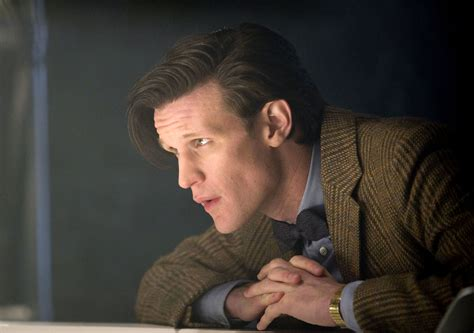 matt smith tipped and wants to play the lead in the new