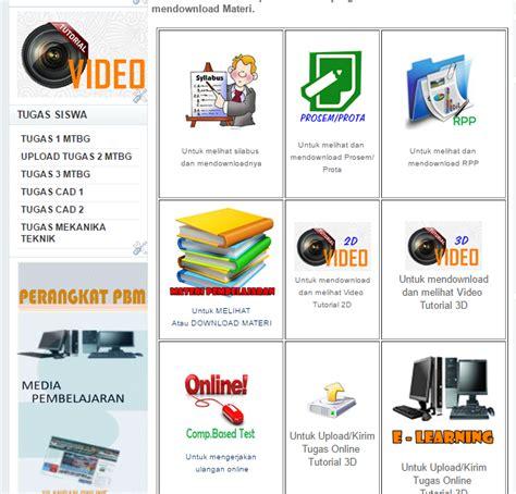 membuat link untuk gambar media pembelajaran berbasis internet media online