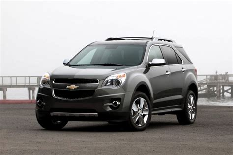 2013 Chevrolet Equinox (Chevy) Pictures/Photos Gallery MotorAuthority