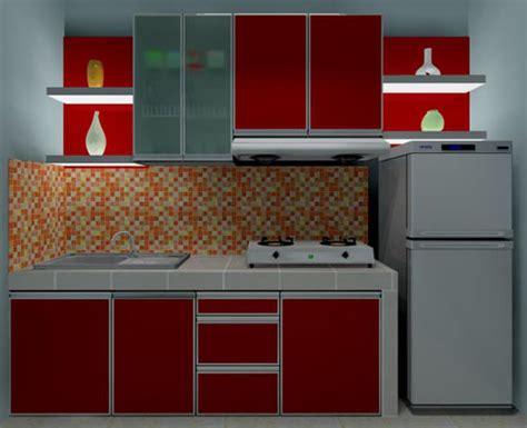 design kabinet dapur untuk apartment bilik dapur kabinet dapur