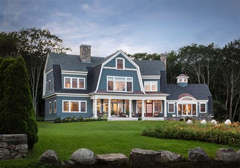 maine shingle style cottage home bunch interior design ideas