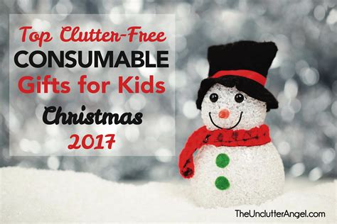 consumable christmas gifts top clutter free consumable gifts for 2017