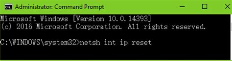 resetting wifi ip configuration fix quot wifi doesn t have a valid ip configuration quot on