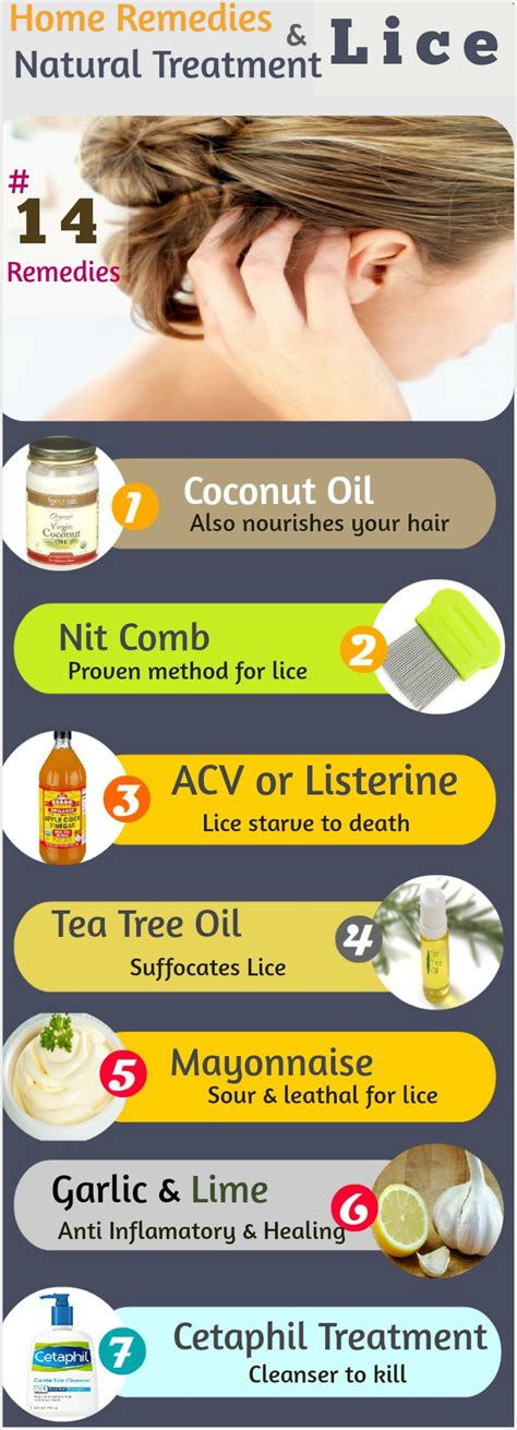 how to get rid of lice 14 home remedies and lice
