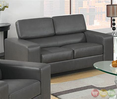 makri contemporary gray living room set with bonded makri contemporary gray living room set with bonded