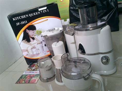 Blender Multifungsi Philips kitchen jf2011 power juicer mixer blender 7 in 1