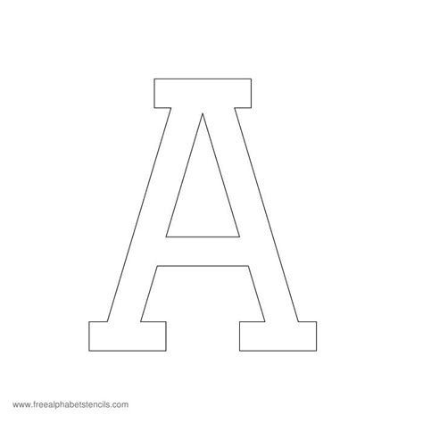 printable varsity letters free printable stencils for alphabet letters numbers