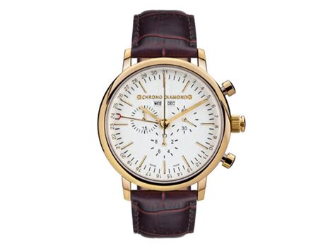chrono argos gold ip brown relaxwatches co uk
