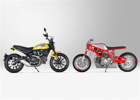 Box Window Seat - the sexiest motorcycle design you ve ever seen the ducati scrambler marin solidsmack