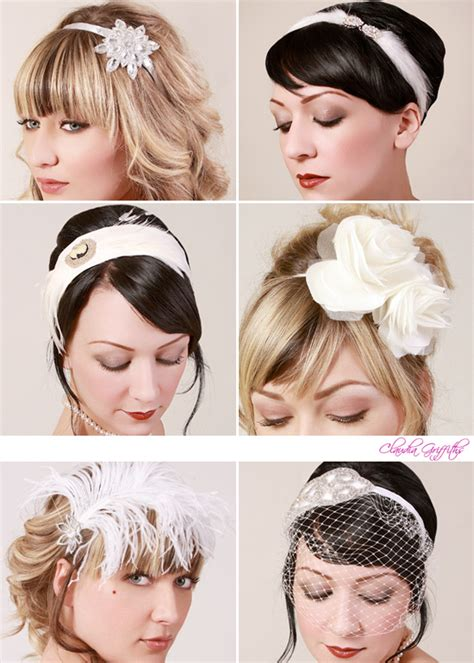 Vintage Inspired Wedding Hair Pieces by Vintage Inspired Bridal Hair Pieces From Griffiths