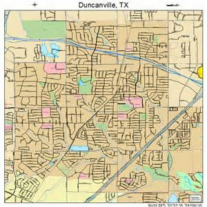Tx To Tx Duncanville Map 4821628