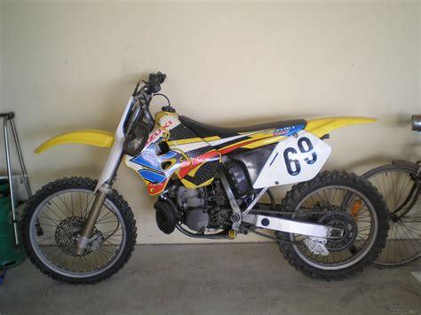 1997 Suzuki Rm 250 1997 Suzuki Rm 250 Picture 1013431