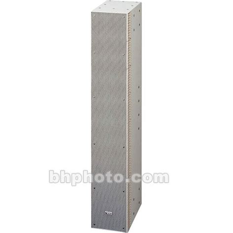 Speaker Toa Array toa electronics sr s4l slim line array speaker white sr s4l