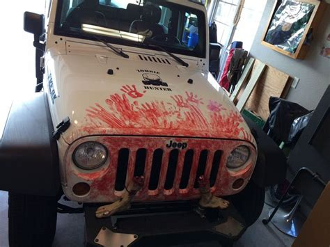 green zombie jeep 24 best halloween jeep images on pinterest jeep jeeps