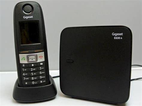 werkstatt telefon gigaset e630 neues outdoor dect telefon f 252 r garten