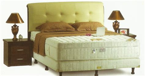 Matras Bed Bigland harga springbed 2016 harga springbed zonapedic 7