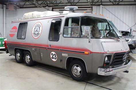 1977 GMC Front Wheel Drive Motorhome GR Auto Gallery