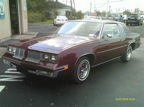 supreme sale oldsmobile cutlass supreme for sale in new york