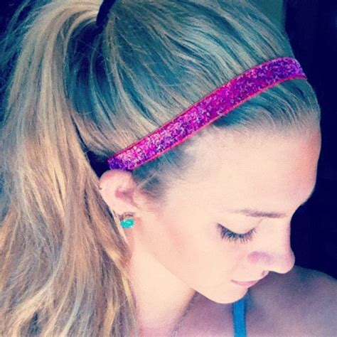hairstyles with sport headbands 92 best sport headbands images on pinterest sports