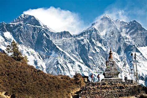 himalayan l 25 best new trips hiking nepal s great himalaya trail