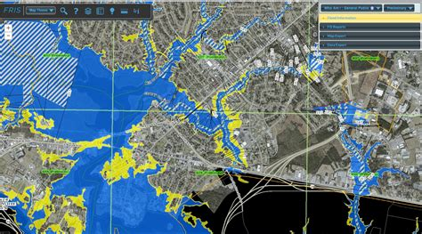 SIGNIFICANT CHANGES IN NEW ONSLOW FLOOD MAPS