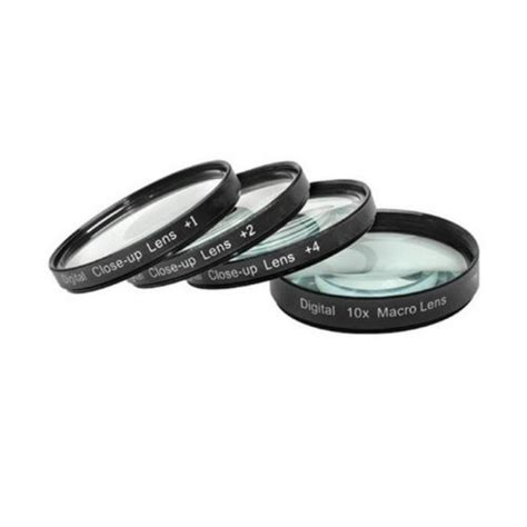 Optic Pro Nd 08 Filter 55mm by Optic Pro Filter Up Kit 1 2 4 10 55mm Gudang