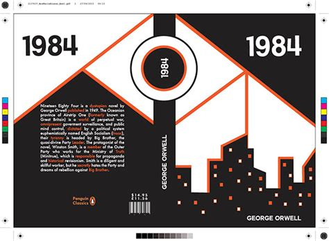 design a book jacket for 1984 book cover 1984 george orwell on behance
