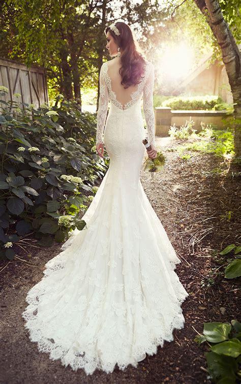 winter   wedding gown essense  australia