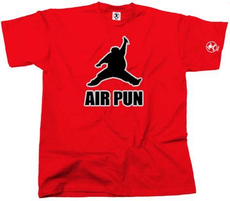 Tshirt Air Pun big pun air pun t shirt