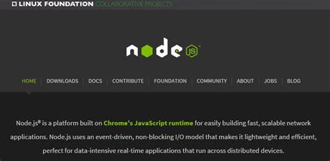 node js official tutorial how to become a rockstar node js developer tutorials