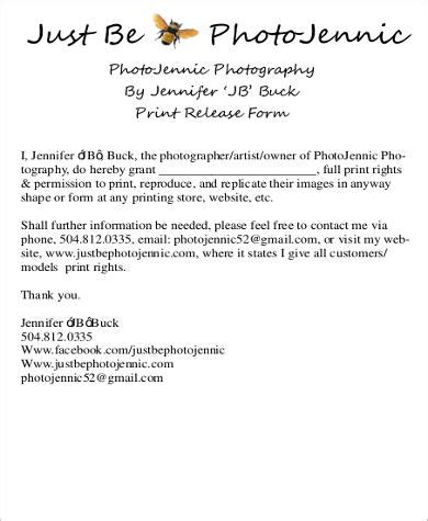 photography print release form five reasons why photography