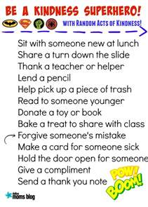 Random Act Of Kindness Essay by Be A Kindness Random Acts Of Kindness For